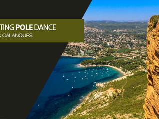 Pole #Photoshoot Calanques // Samedi 8 Mai
