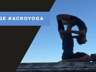 Stage Equilibre, Souplesse & Acroyoga // 20 Novembre