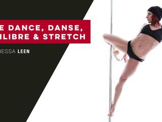 Stage Équilibre & Contorsion // Samedi 9 Décembre // Vanessa Leen