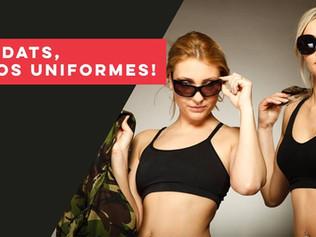 Ventes Privées Fitness // Samedi 17 sept. // 14:30 - 18:30