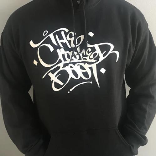 The Crooked Boot Hooded Sweatshirt