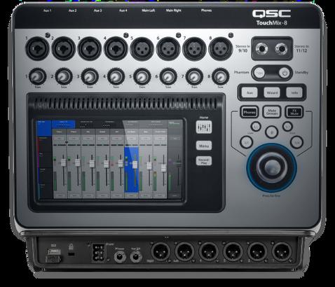 QSC Touchmix 8