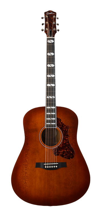 Godin Metropolis LTD Havana Burst HG EQ A/E Guitar