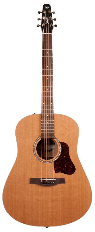 Seagull S6 ORIGINAL QIT A/E Acoustic Guitar