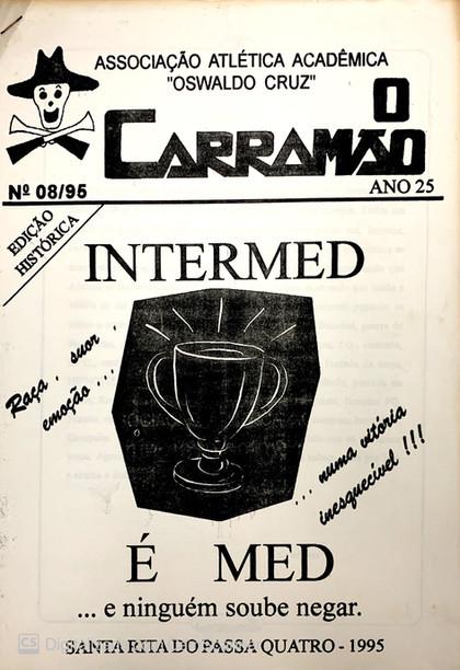 Capa Carramão