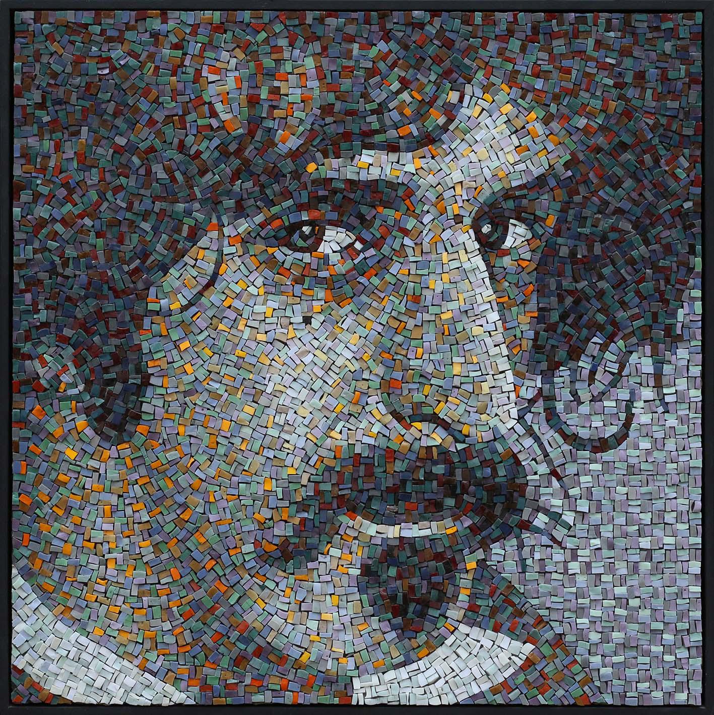 Frank Zappa, 56 x 56 cm site
