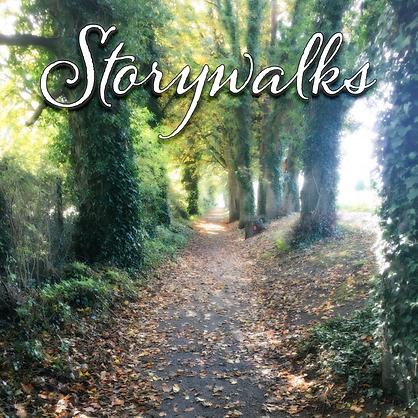 Storywalks Poster Darn Skippy