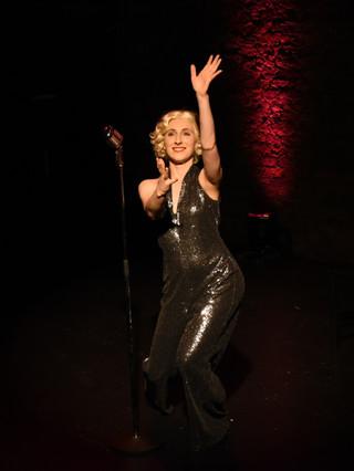 Zandra, Queen Of Jazz