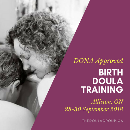 Pregnant? Take A Doula Training