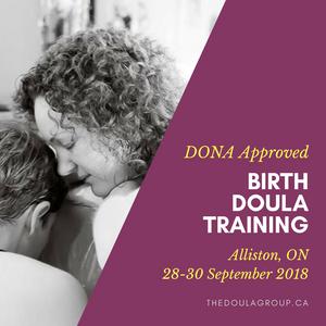 Alliston Ontario Birth Doula Workshop
