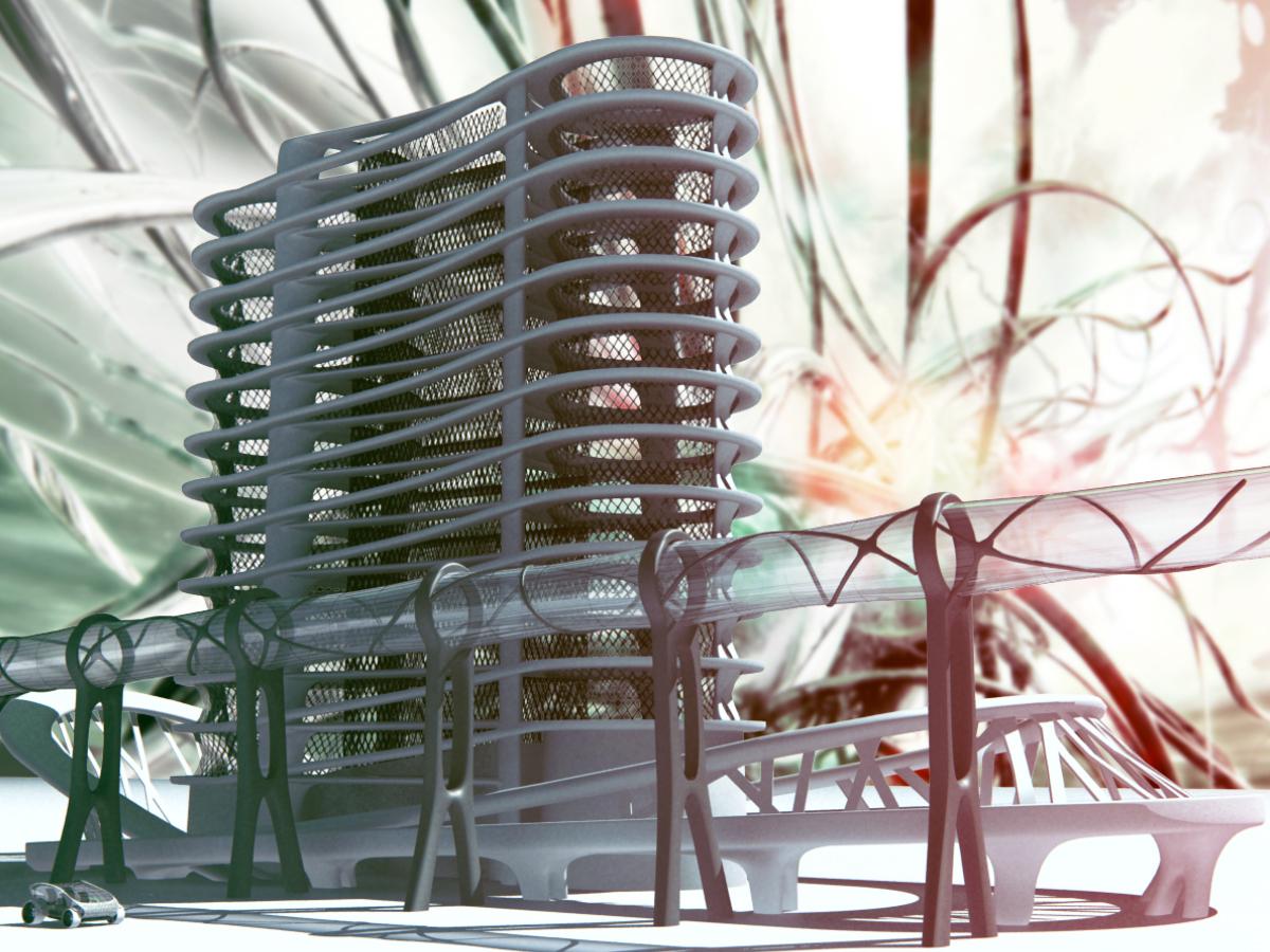 Architectural fantasy