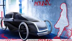 """Velomobile """"Phoenix"""""""