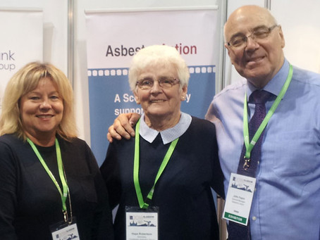 """Mind the Gap!"" was the asbestos message at GP conference"