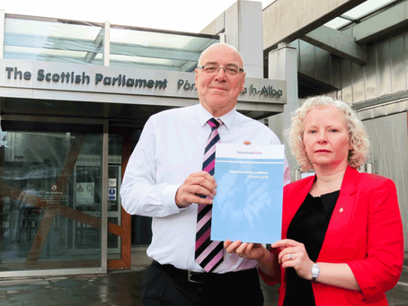 MSP backs calls to improve care for asbestos sufferers