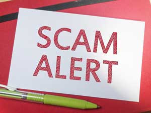 Be aware of COVID-19 scams with these tips