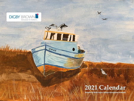 Winners of the Digby Brown 2021 Calendar and Christmas Card competition announced