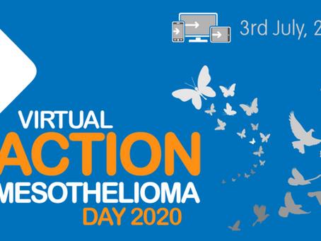 Virtual Action Mesothelioma Day 2020