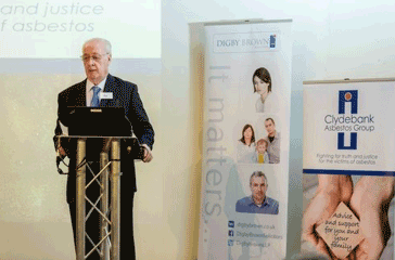 Conference hears stark warnings about threat of asbestos today