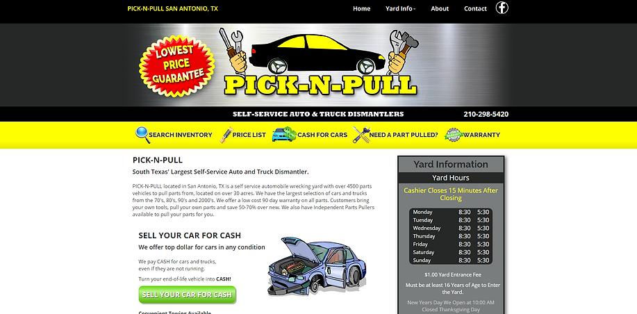 Pick-N-Pull
