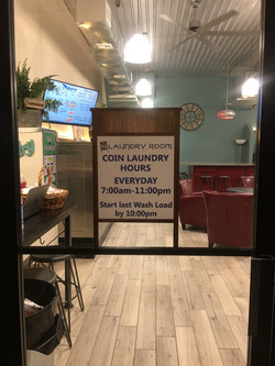 Coin Laundry Location