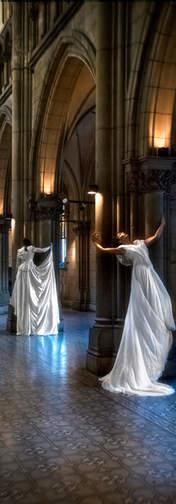 Las Novias del Templo Escondido
