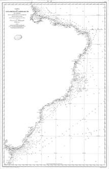 Sud America Costa hasta R d l Plata S1-3
