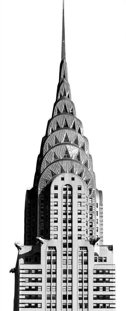 Chrysler Building spire,Manhattan