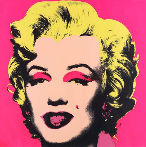 Andy Warhol U S 1928-1987