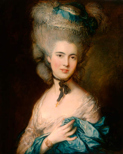 Pintura Clásica Gainsborough, Thomas