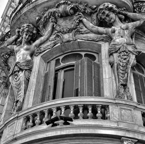 Cariatides Buenos Aires