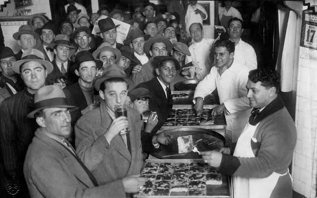 Pizzerias de Buenos Aires vintage