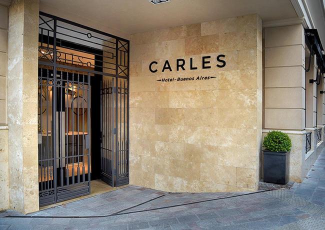 Carles Hotel Recoleta Bs. As.