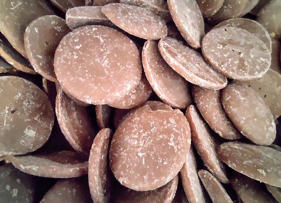 Organic Milk chocolate buttons