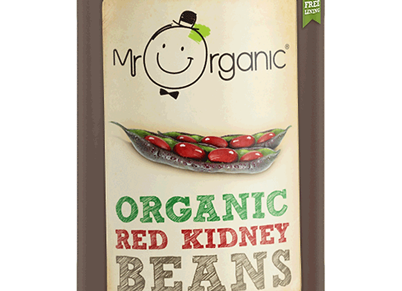 Mr Organic Red Kidney Beans
