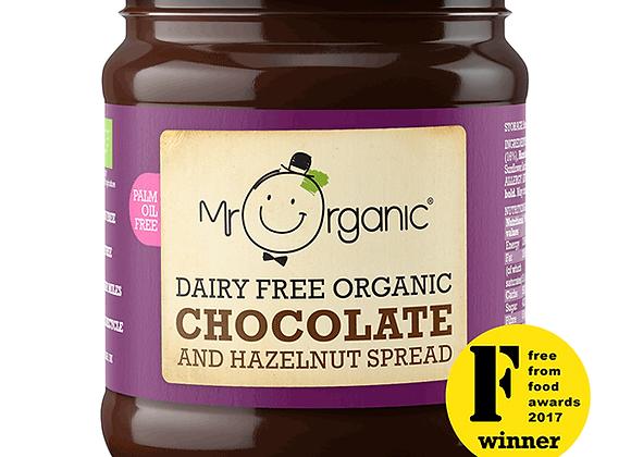 Dairy Free Organic Chocolate& Hazelnut spread