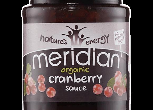 Organic Cranberry Sauce 284g