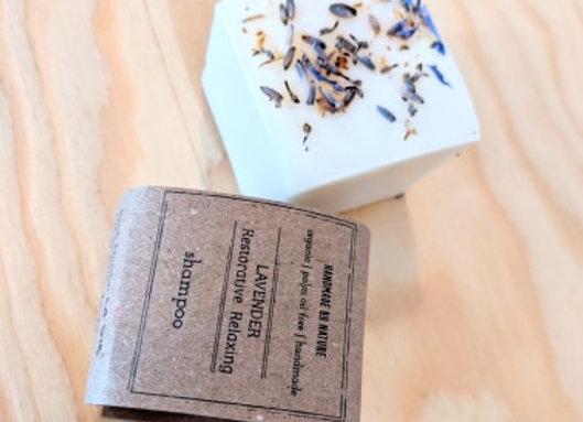 Lavender Shampoo Bar - Handmade by Nature