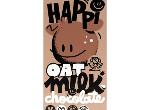 Happi FreeFrom Oat M!lk Chocolate Plain