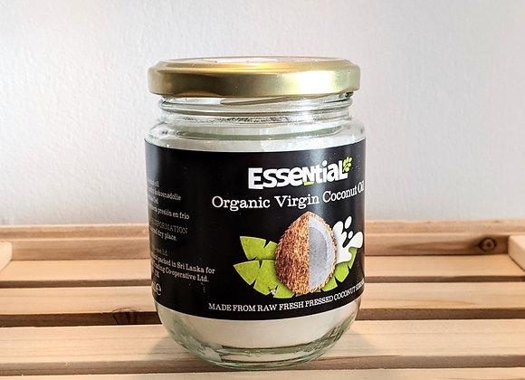 Essentials Organic Virgin Coconut Oil