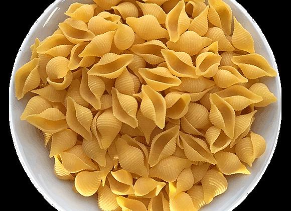 Organic Gluten Free Conchiglia Pasta