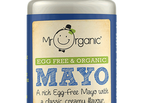 Mr Organic Egg Free Mayo 180g