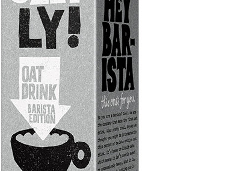 Oatly BaristaStyle Drink