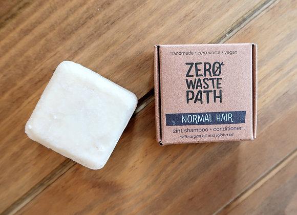 2in1 Shampoo Bar - Normal Hair