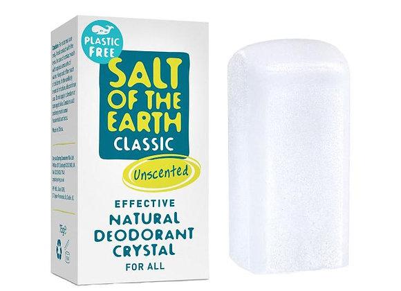 Salt of the Earth - Natural Deodorant Crystal
