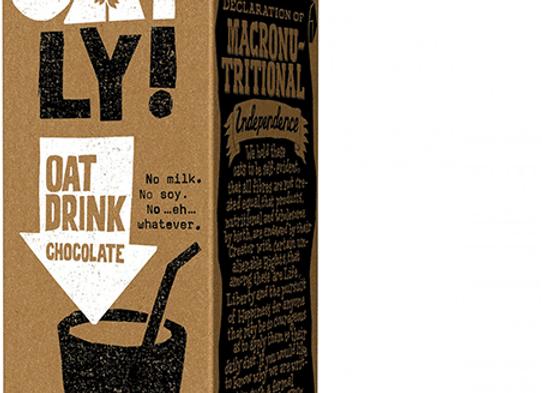 Oatly Oat Chocolate Drink
