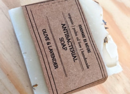 Olive and Lavender - AntiBac Soap