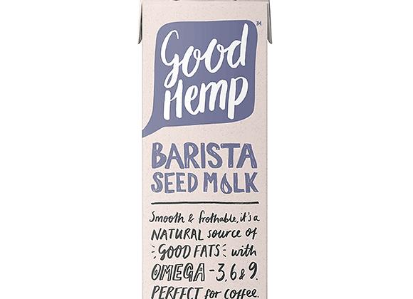 Good Hemp Barista Seed Milk