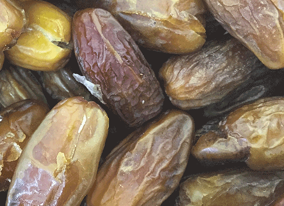 Organic Dates Pitted