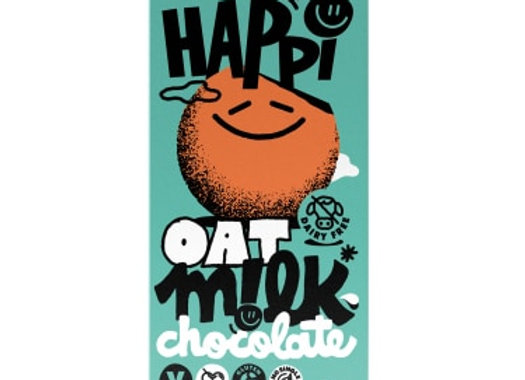 Happi Free From Orange Oat M!lk Chocolate