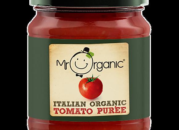 Mr Organic Italian Tomato Puree 200g